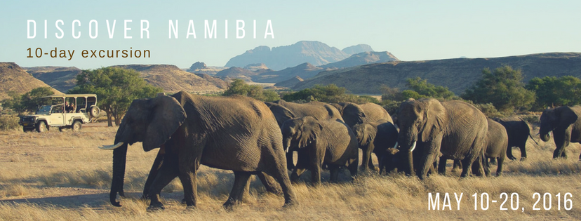 Discover Namibia: 10 day excursion
