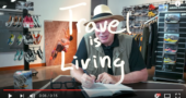 "Travel Quote Video #1: ""Travel is Living…"""