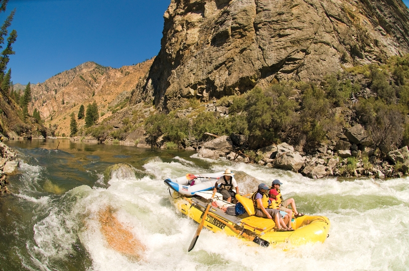 The Best River Trip in America - on the Middle Fork of the Salmon River