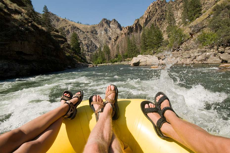 Take the best rafting trip in America this summer - the Middle Fork of the Salmon River