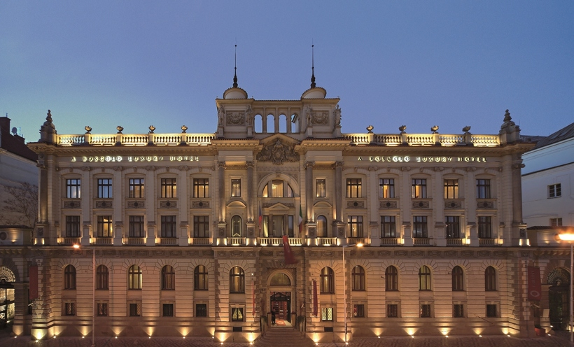 #2 on the Best Hotels in the World List