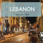 A Special Departure to Lebanon: September 2018