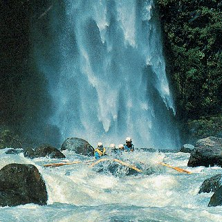 Rafting And Kayaking In Chile